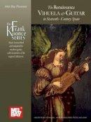 Koonce, Frank - The Renaissance Vihuela and Guitar in 16th Century Spain - 9780786678228 - V9780786678228