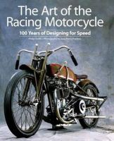 Tooth, Philip - The Art of the Racing Motorcycle - 9780789322135 - V9780789322135