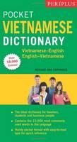 Guiong, Phan Van, Giuong, Phan Van - Periplus Pocket Vietnamese Dictionary: Vietnamese-English English-Vietnamese (Revised and Expanded Edition) - 9780794607791 - V9780794607791