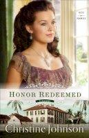 Johnson, Christine - Honor Redeemed: A Novel (Keys of Promise) - 9780800723514 - V9780800723514
