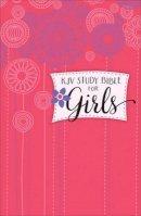 Baker Books - KJV Study Bible for Girls Hardcover - 9780801018527 - V9780801018527