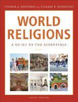 Robinson, Thomas A., Rodrigues, Hillary P. - World Religions: A Guide to the Essentials - 9780801049712 - V9780801049712