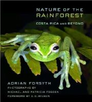 Forsyth, Adrian - Nature of the Rainforest - 9780801474750 - V9780801474750