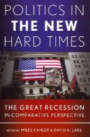 - Politics in the New Hard Times - 9780801478277 - V9780801478277