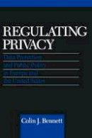 Bennett, Colin J. - Regulating Privacy - 9780801480102 - V9780801480102