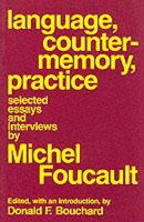 Foucault, Michel - Language, Counter-Memory, Practice - 9780801492044 - V9780801492044