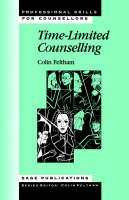 Feltham, Colin - Time-limited Counselling - 9780803979758 - V9780803979758