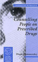 Hammersley, Diane - Counselling People on Prescribed Drugs - 9780803988873 - V9780803988873