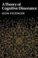 Festinger, Leon - Theory of Cognitive Dissonance - 9780804709118 - V9780804709118