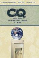 Earley, P. Christopher; Ang, Soon; Tan, Joo-Seng - CQ - 9780804771726 - V9780804771726