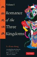 Lo Kuan-Chung, Robert E. Hegel, C. H. Brewitt-Taylor - Romance of the Three Kingdoms, Vol. 1 - 9780804834674 - V9780804834674