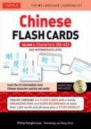 Yang, Jun; Lee, Philip Yungkin - Chinese Flash Cards Kit Volume 2 - 9780804842020 - V9780804842020