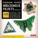 Tuttle Publishing - Origami Paper Hiroshige Prints Small 6 3/4 - 9780804844543 - V9780804844543
