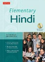 Delacy, Richard, Joshi, Sudha - Elementary Hindi: (MP3 Audio CD Included) - 9780804844994 - V9780804844994