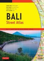 Periplus Editions - Bali Street Atlas Fourth Edition - 9780804845298 - V9780804845298