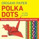 - Origami Paper - Polka Dots 6
