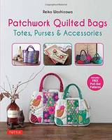 Washizawa, Reiko - Patchwork Quilted Bags: Totes, Purses and Accessories - 9780804846660 - V9780804846660