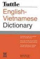 Hoa, Nguyen Dinh; Giuong, Phan Van - Tuttle English-Vietnamese Dictionary - 9780804846721 - V9780804846721