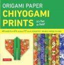 - Origami Paper - Chiyogami Prints - 6 3/4