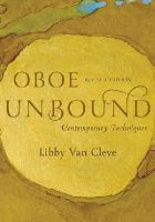 Van Cleve, Libby - Oboe Unbound: Contemporary Techniques - 9780810886711 - V9780810886711