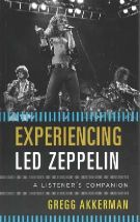 Akkerman, Gregg - EXPERIENCING LED ZEPPELIN A LICB - 9780810889156 - V9780810889156
