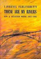 Ferlinghetti, Lawrence - These are My Rivers - 9780811212731 - V9780811212731