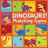 - Dinosaurs! Matching Game - 9780811869805 - V9780811869805