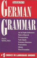 Graves, Paul - German Grammar - 9780812042962 - V9780812042962
