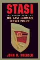 Koehler, John O. - Stasi - 9780813337449 - V9780813337449