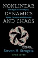 Strogatz, Steven H. - Nonlinear Dynamics and Chaos: With Applications to Physics, Biology, Chemistry, and Engineering (Studies in Nonlinearity) - 9780813349107 - V9780813349107