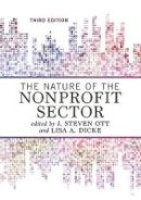 Ott/Dicke - The Nature of the Nonprofit Sector - 9780813349602 - V9780813349602