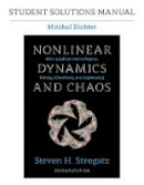 Dichter, Mitchal - Student Solutions Manual for Nonlinear Dynamics and Chaos, 2nd edition - 9780813350547 - V9780813350547