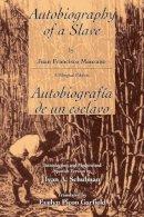 Manzano, Juan Francisco - The Autobiography of a Slave - 9780814325384 - V9780814325384