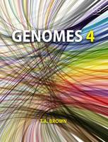 Brown, T. A. - Genomes 4 - 9780815345084 - V9780815345084