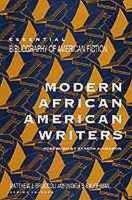 Bruccoli, Matthew Joseph - Modern African American Writers - 9780816029983 - KHS0049183