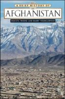 Wahab, Shaista, Youngerman, Barry - A Brief History of Afghanistan (Brief History Of... (Checkmark Books)) - 9780816082193 - V9780816082193