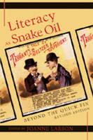 - Literacy as Snake Oil: Beyond the Quick Fix (New Literacies and Digital Epistemologies) - 9780820495439 - V9780820495439