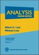 Lieb, Elliott H.; Loss, Michael - Analysis - 9780821827833 - V9780821827833
