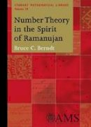 Berndt, Bruce C. - Number Theory in the Spirit of Ramanujan - 9780821841785 - V9780821841785