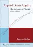 Lorenzo Sadun - Applied Linear Algebra - 9780821844410 - V9780821844410
