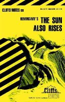 Carey, Gary K - The Sun Also Rises (Cliffs Notes) - 9780822012375 - KCD0009488
