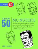 Ames, Lee J. - Draw 50 Monsters - 9780823085842 - V9780823085842