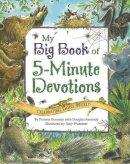 Kennedy, Pamela - My Big Book of 5-Minute Devotions - 9780824955564 - V9780824955564