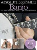 Evans, Bill - Absolute Beginners Banjo - 9780825634994 - V9780825634994