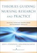 Fitzpatrick PhD  MBA  RN  FAAN, Joyce J., McCarthy PhD  MSN  MEd  DipN  RNYT  RGN  Fellow RCSI, Geraldine - Theories Guiding Nursing Research and Practice: Making Nursing Knowledge Development Explicit - 9780826164049 - V9780826164049