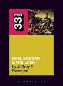 Roesgen, Jeffrey T. - The Pogues' Rum, Sodomy & the Lash (33 1/3) - 9780826429162 - V9780826429162