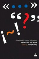 Jeremy Munday - Translation as Intervention (Continuum Studies in Translation) - 9780826495204 - V9780826495204