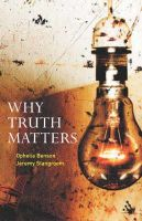 Jeremy Stangroom - Why Truth Matters - 9780826495280 - V9780826495280