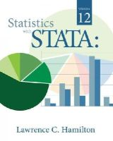 Hamilton, Lawrence C. - Statistics with STATA: Version 12 - 9780840064639 - V9780840064639