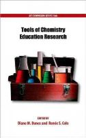 - Tools of Chemistry Education Research (ACS Symposium Series) - 9780841230286 - V9780841230286